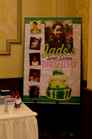 Jade's Sweet Sixteen Party