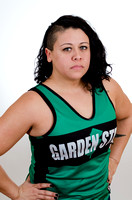 Garden State Rollergirls 2016 Head Shots