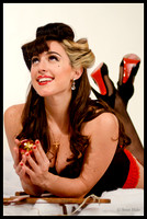New York Pin-Up Club Shoot (Winter, 2012)